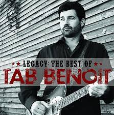 These Blues Are All Mine — Tab Benoit   Last.fm