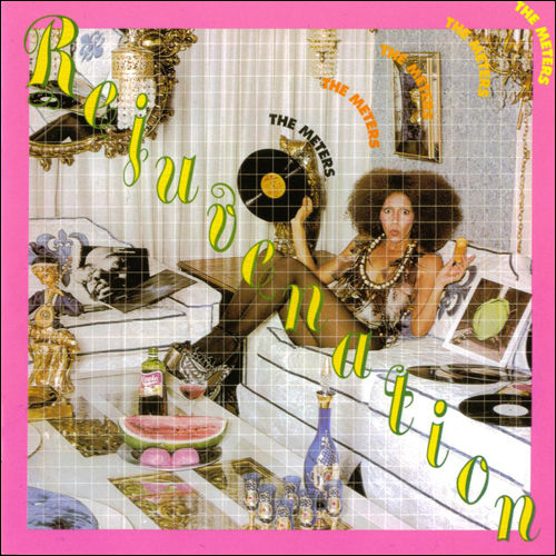 The Meters ‎– Rejuvenation (Vinyl LP) | Louisiana Music Factory